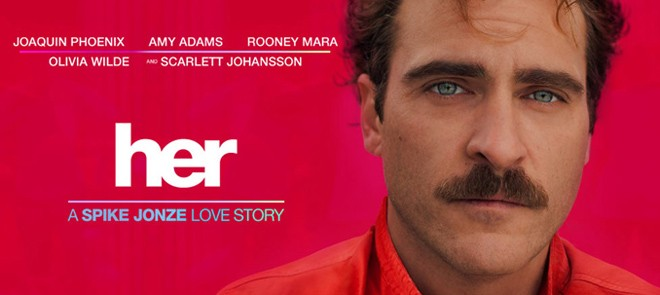 Her - new movie by Spike Jonze