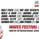Waves Vienna Music Festival 2016 is coming up